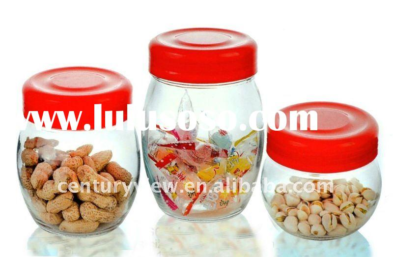Plastic Candy Jars Wholesale Wholesale Glass Candy Jars