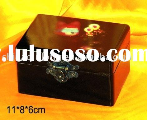 decorative Wooden Boxes for gift packaging