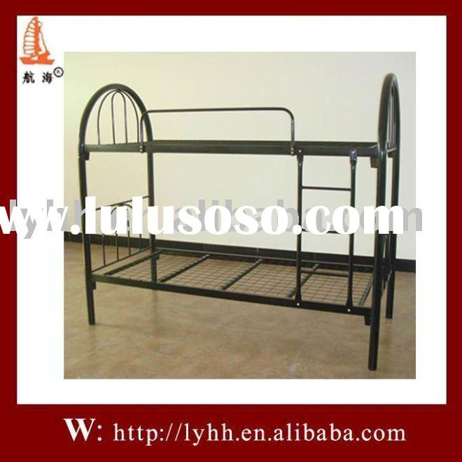 Steel Double Bed Steel Double Bed Manufacturers In