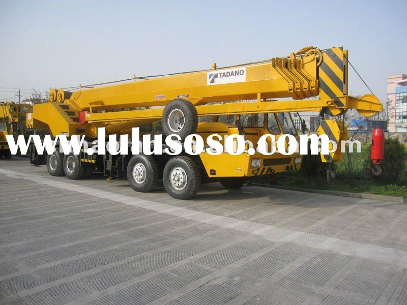 Mobile Crane Dubai : Hydraulic truck cranes jobs in sharjah