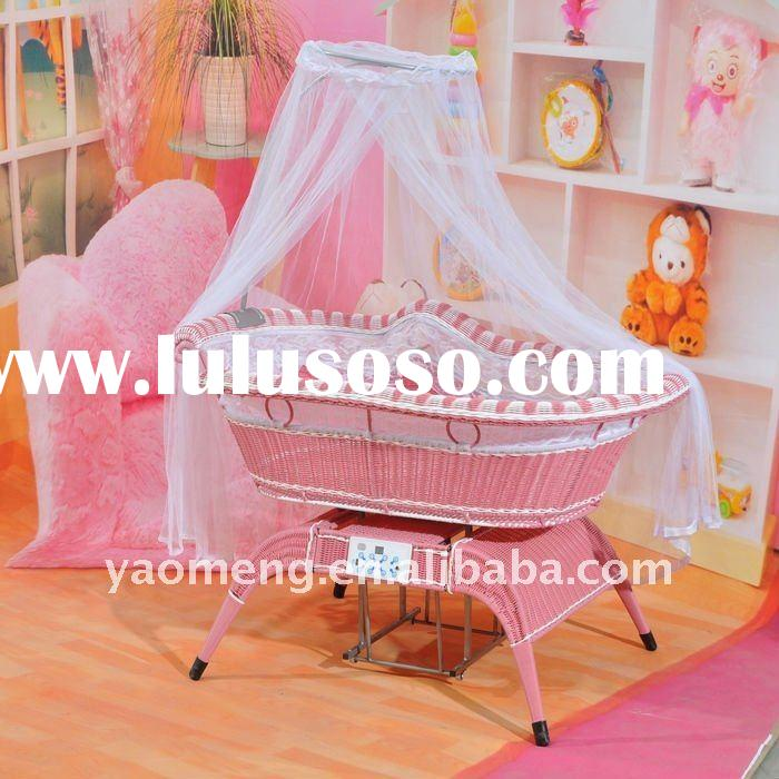 2012 New baby product & Electric baby cots/swing