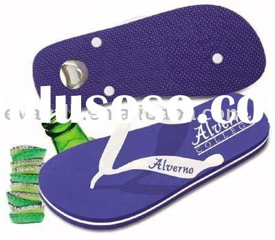 2012 new flip flop WITH BOTTLE OPENER