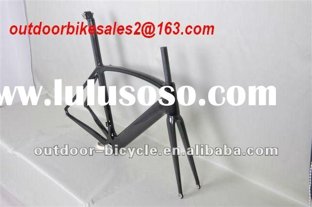 2012 new full carbon fiber road bicycle frameset,bike frame,super light bike