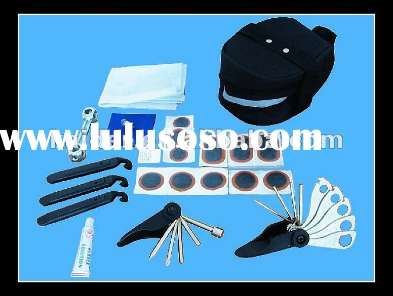 39 in 1 bicycle repair tool in zipper bag packing / bicycle repair tools