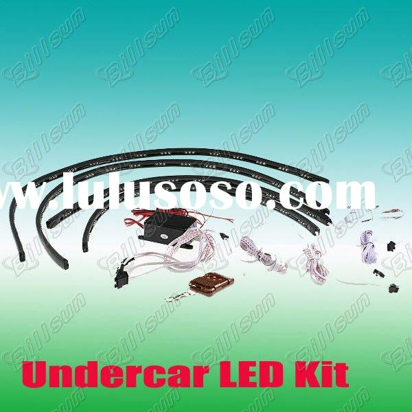 "48""x36"" Hot sell 7 colors led under car kits Remote control"