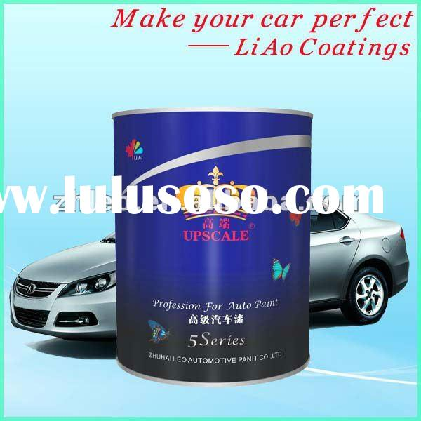 Car Paint Color Chart for Car Type: car refinish paint Brand Name: Upscale 7 ...