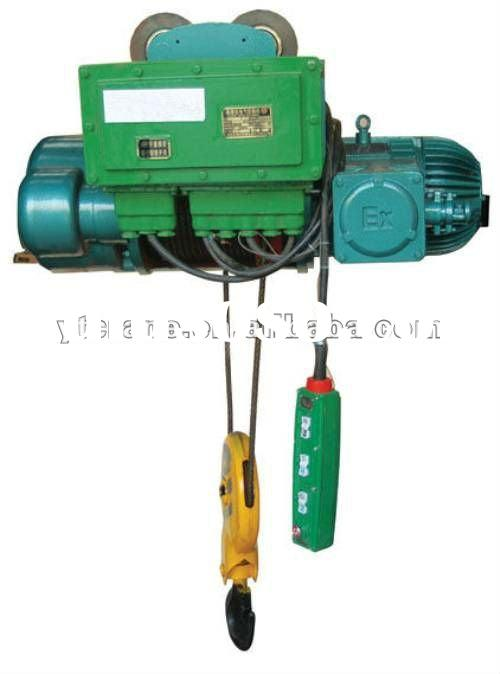 BCD Explosion-Proof Electric Hoist