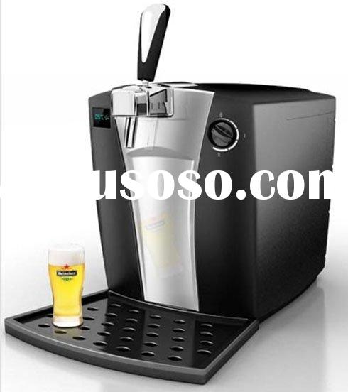 Beer Cooler with LED display