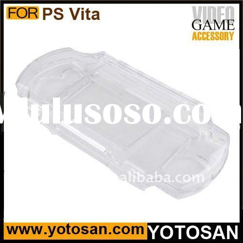 Clear Crystal Hard Cover Case For SONY PS VITA