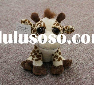 Diy Giraffe Toy Diy Big Eyes Plush Toy Giraffe