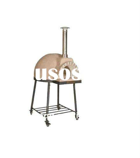 Heat Preservation Wood Burning Pizza Oven/Stove(T-001)