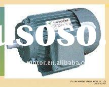 Hot sale Y132S-6 series three phase low rpm ac electric motor