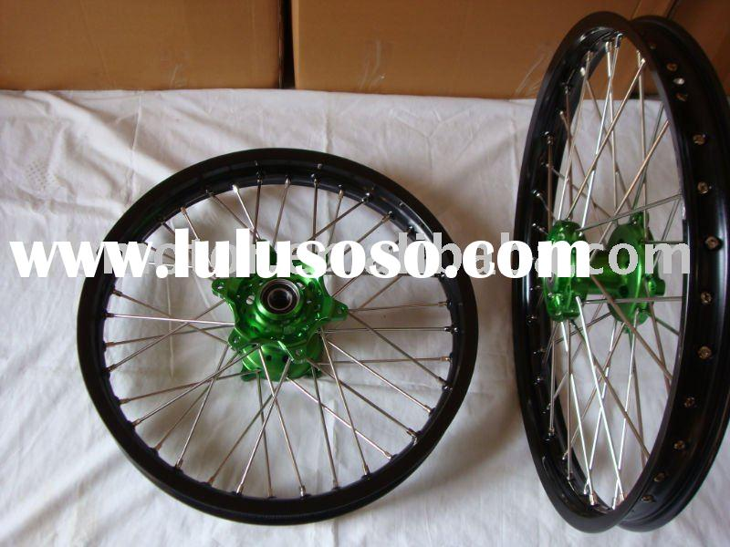 KX motorcycle wheels