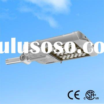 LED Street Light with 100W power consumption, above 0.9 Power Factor and Three Years Warranty