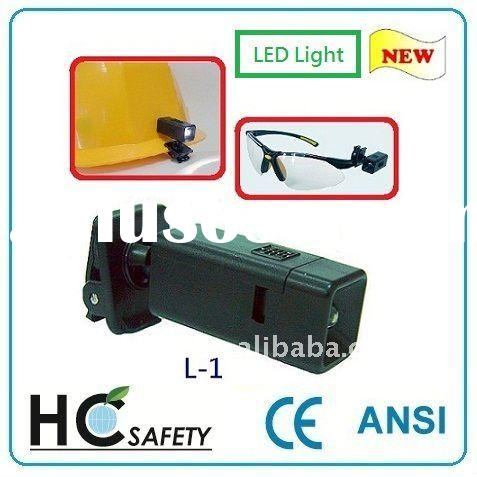 L-1 MINI LED LIGHT, PPE, safety pecatcles, helmets, earmuffs, face shields, face masks