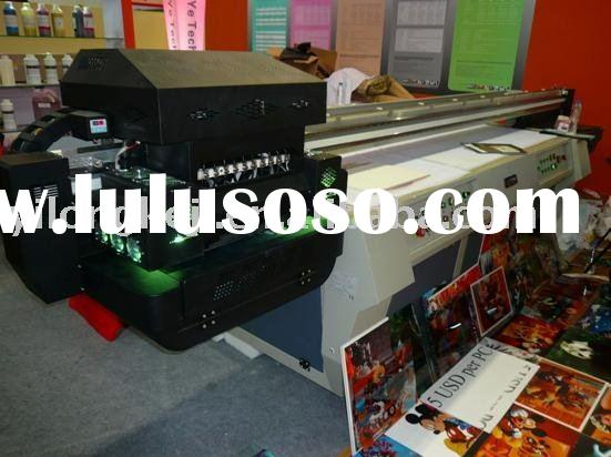 Large format flatbed printer UV1812