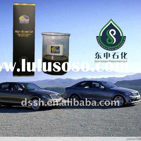 Lubricant additives nano technology