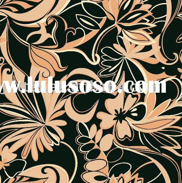 New Popular Fabric Painting Designs For Swimwear