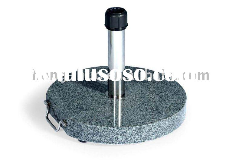 Countertop Umbrella Holder : granite base, granite base Manufacturers in LuLuSoSo.com - page 1
