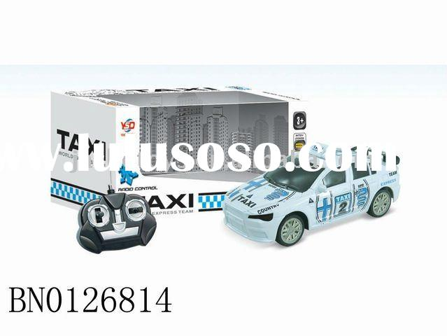 RC toy car,4CH RC car,RC taxi