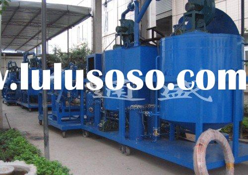 ZYD USED WASTE LUBRICATING/LUBRICANTS/LUBRICATION/LUBE OIL FILTERING EQUIPMENT