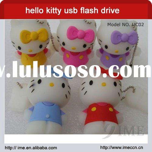 catoon hello kitty usb flash drive