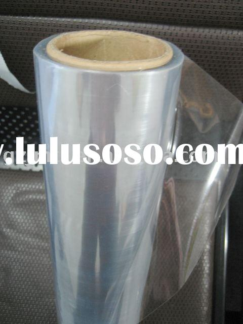 clear pvc adhesive film