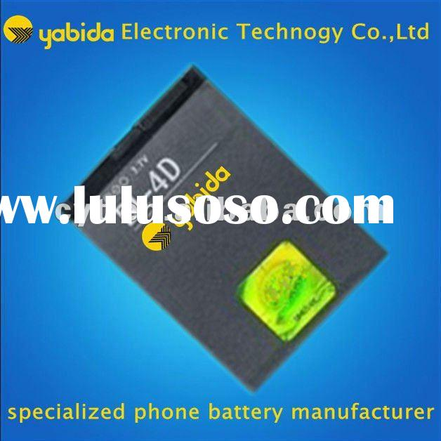high quality mobile phone battery for nokia BL-4D