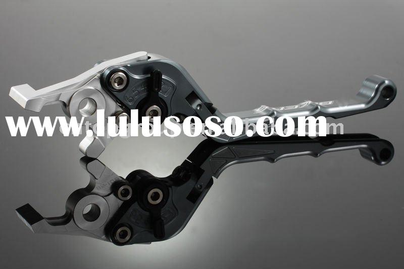 motorcycle cnc alloy performance racing parts adjustable brake and clutch lever