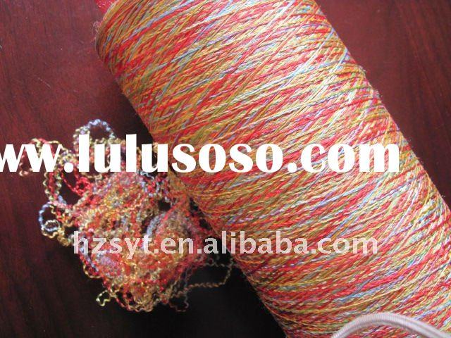 polyester curl yarn manufacturer