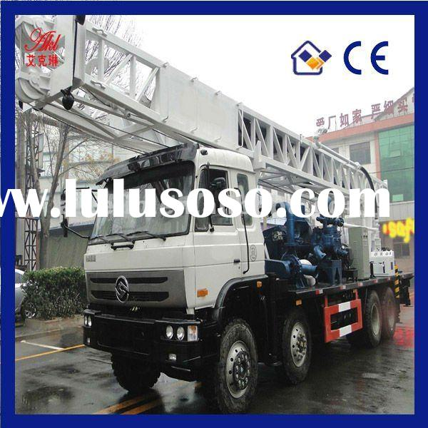 portable water well drilling rigs for sale AKL-Z-400E