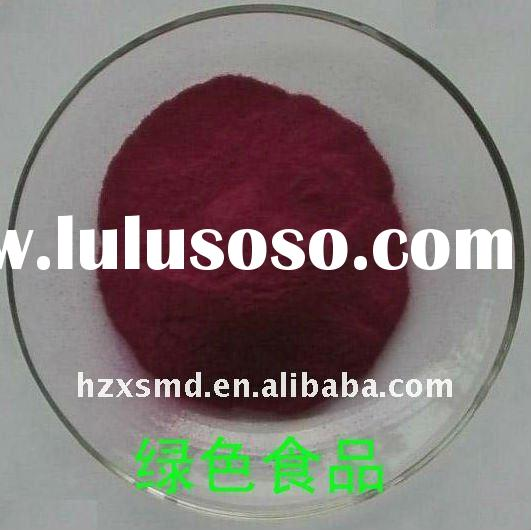 purple sweet potato food coloring anthocyanin powder