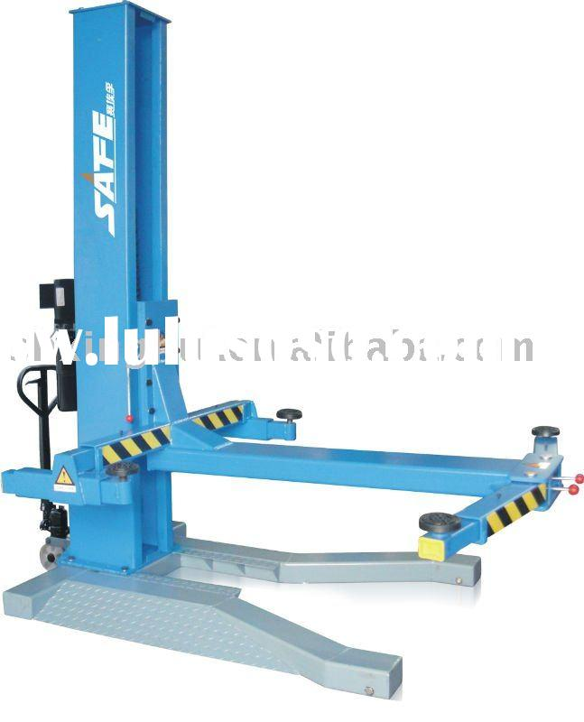 single post car lift with CE