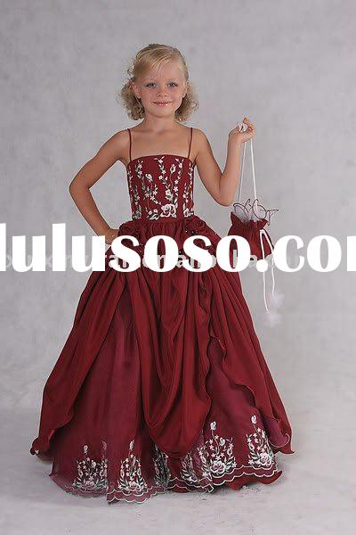 special design kids party dress xxk0049