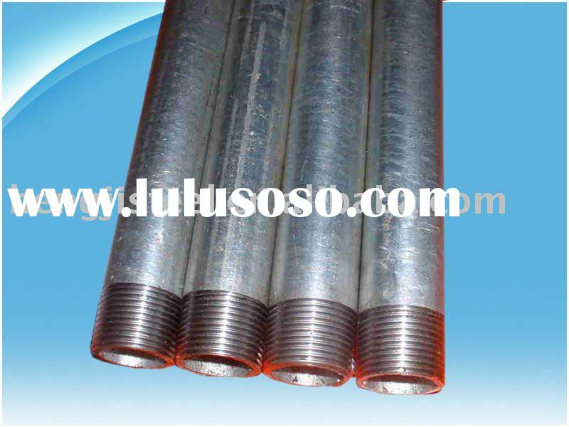 the best price of galvanized steel pipe