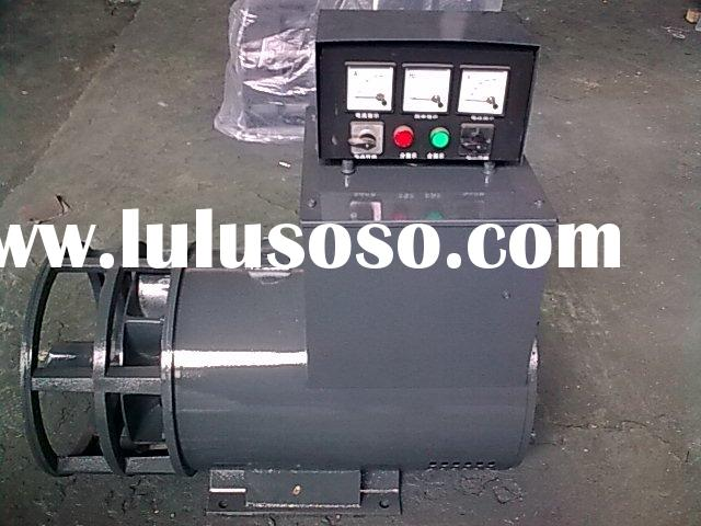 three-phase AC Synchronous brushless 400 volt generator