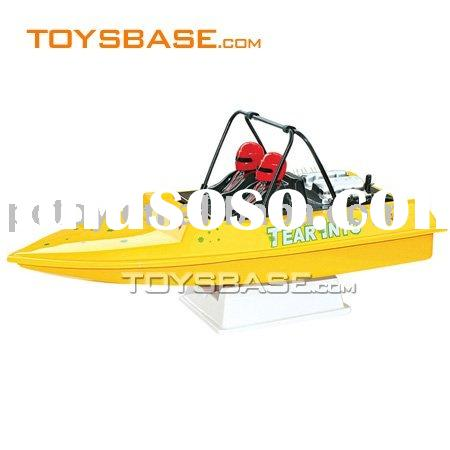 1;25 scale rc boat radio control yacht rc speed boat toy