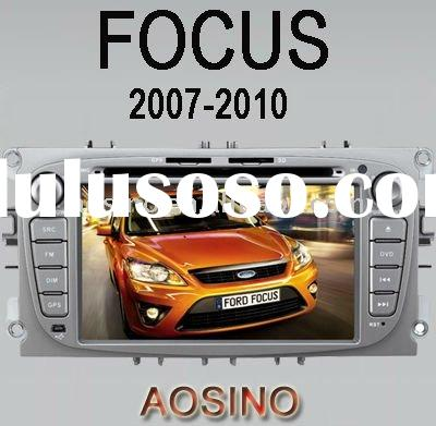 2007-2011 FORD FOCUS Car DVD Player with gps navigation tv bt audio