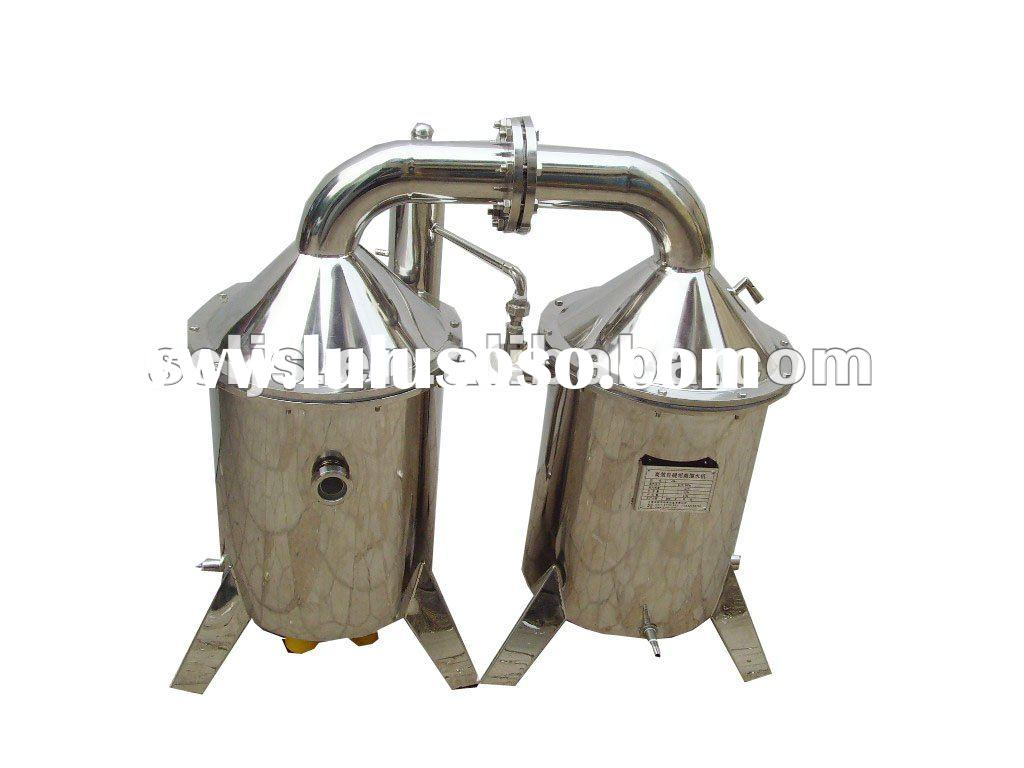 200L Electric steam distillation equipment
