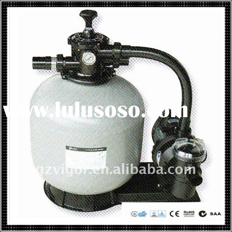 201110 sand filter for water treatment
