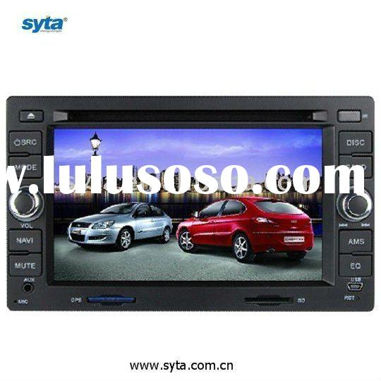 2011 NEWEST 6.2inch double din CAR DVD GPS Touch screen function Built-in TV tuner;