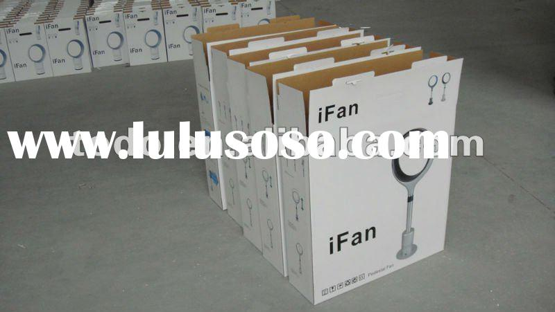 2012 Round Floor 16 Electric bladeless Fan with remote control /todo bladeless fan