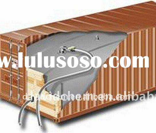 24,000L flexitank/flexibag container for loading used cooking oil palm oil olive oil