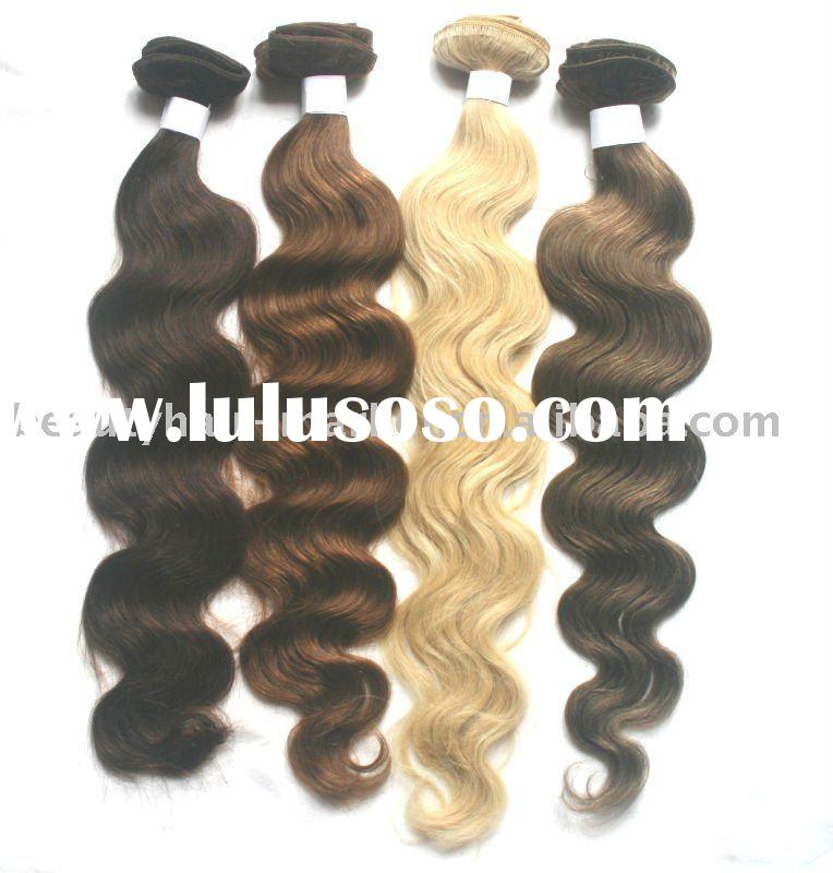 24 inch 100% Indian remy human hair weft