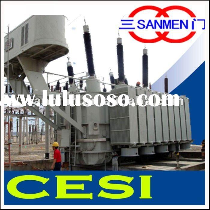 275(242 220)/132(110)/66/35(33)/22(20)/15/12(10) KV 31.5-360 MVA power transformer