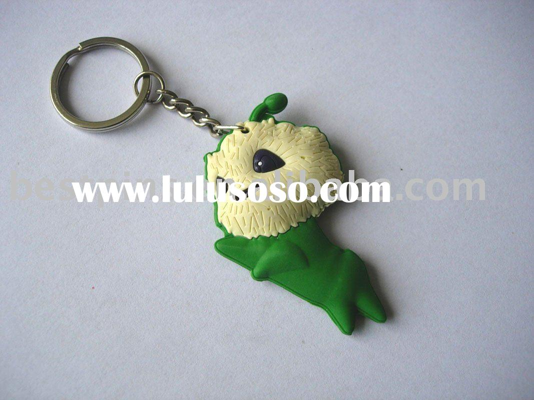 3d motorcycle soft pvc key chain with cloth logo,3d soft pvc key ring,3d soft pvc key holder