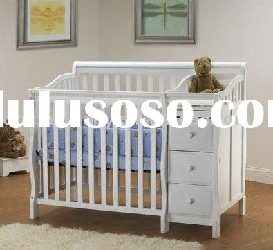 4 in 1 Trading Mini Portable Crib in White,modern baby cribs