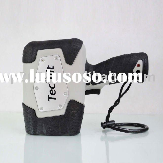 6V 25W high power Portable spotlight with lead-acid rechargeable battery