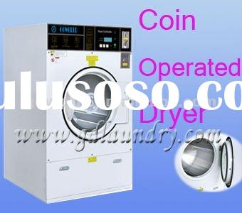 8-12kg self-service coin operated drying machine for commercial use