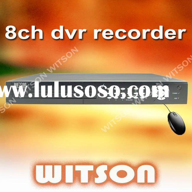 8 CHANNEL STANDALONE DIGITAL VIDEO RECORDER W3-D4208CWV